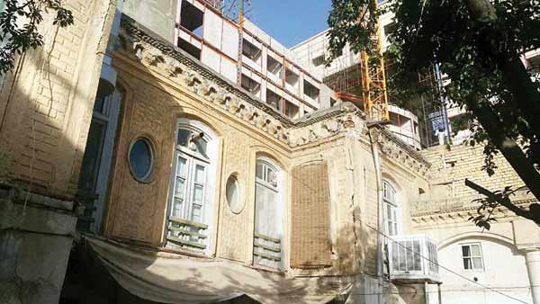 بافت تاریخی مشهد