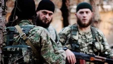 گردان ازبکی داعش در حلب