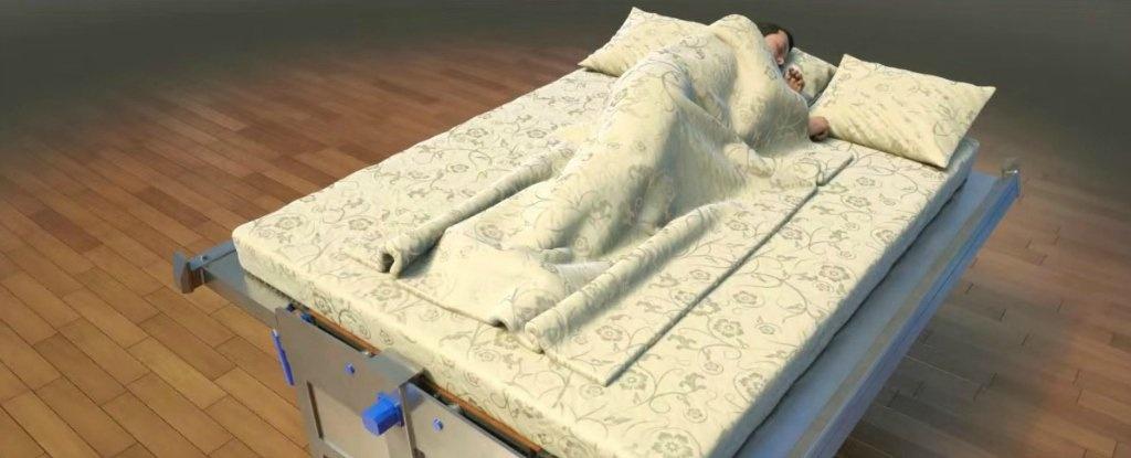 تختی که در زلزله جانتان را نجات میدهد