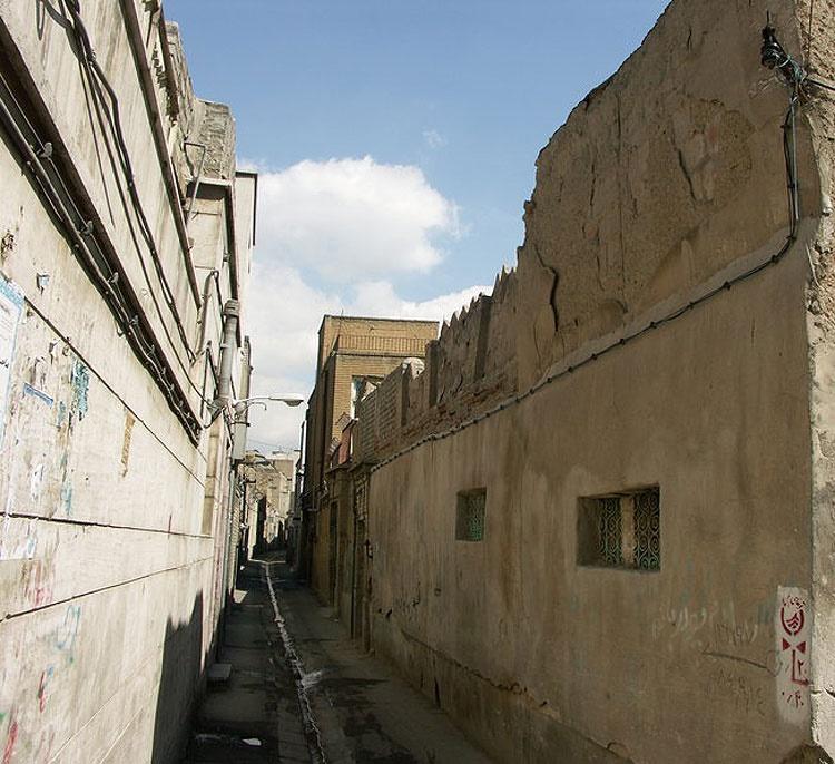۱.۵ میلیون تهرانی در بافتهای فرسوده زندگی میکنند