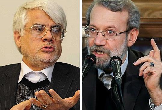 تعامل «عارف و لاریجانی» برای برگزاری همایش منتخبان مجلس دهم