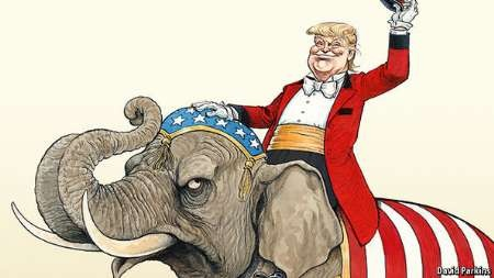 اکونومیست: پیروزی ترامپ فاجعه ای برای جمهوریخواهان، آمریکا و جهان است