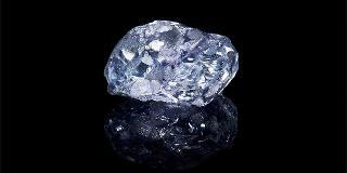 استخراج یکی از کمیابترین الماسهای بنفش جهان در استرالیا