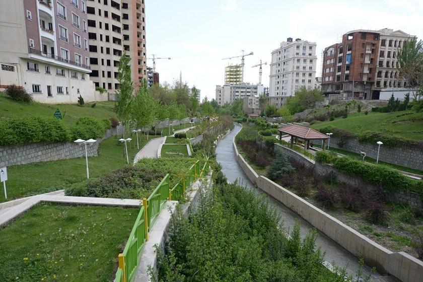 احیای رودخانههای شهری در دستور کار شهرداری پایتخت