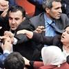 لغو مصونیت قضایی نمایندگان مجلس ترکیه