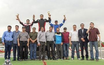 نخستین راند اتومبیلرانی قهرمانی کشور اسلالوم برگزار شد