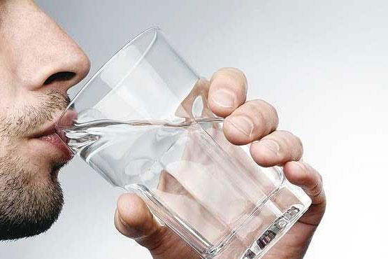 پیشگیری از سرطان با نوشیدن آب