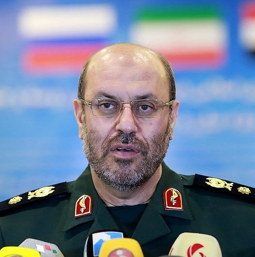 وزیر دفاع ایران: مبارزه با تروریسم به قاطعیت و سرعت عمل نیاز دارد