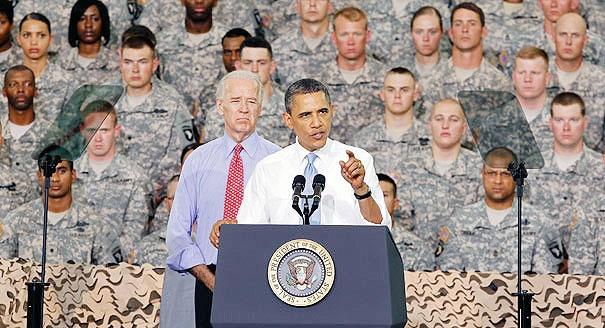 موافقت اوباما با افزایش فعالیت نظامی آمریکا در افغانستان