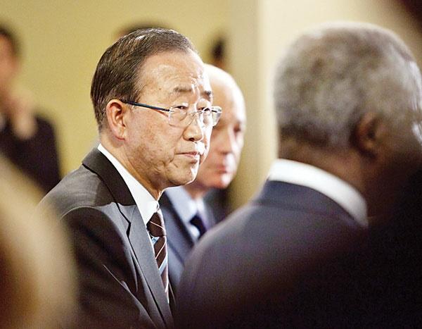 پسلرزههای رسوایی سازمان ملل