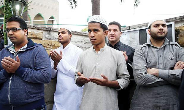 مسلمانی که کلیسا میسازد