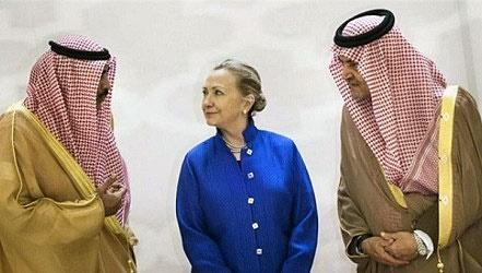 وزیر دفاع عربستان: ریاض بیش از ۲۰ درصد از هزینه تبلیغات کلینتون را تامین کرده است