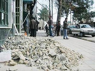 ۶ ماه تا ۲ سال حبس برای ورود غیرمجاز پروژههای عمرانی به معابر