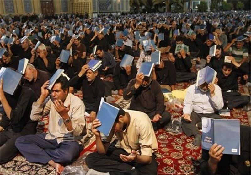 جدول برنامه شبهای قدر در مصلای امام خمینی (ره)