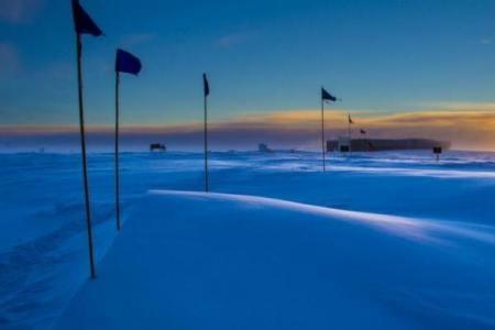 افزایش بیسابقه سطح دی اکسید کربن در قطب جنوب