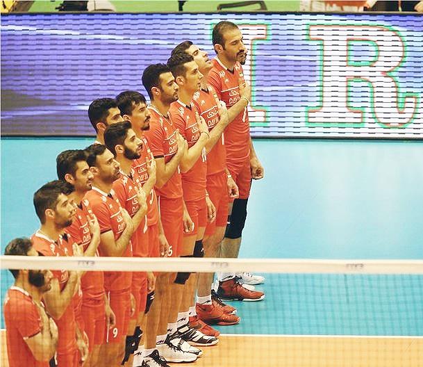 دور دوم لیگ جهانی؛ ایران - بلغارستان ۳ تیر