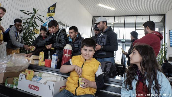 سوئد قانون اعطای اقامت به متقاضیان پناهندگی را تغییر داد