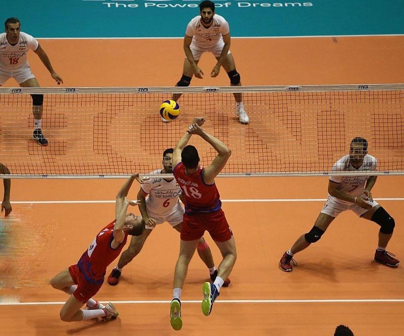 لیگ جهانی والیبال؛ عبور شکست ناپذیرها از سد ایران
