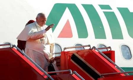 سفر قریبالوقوع پاپ به عراق