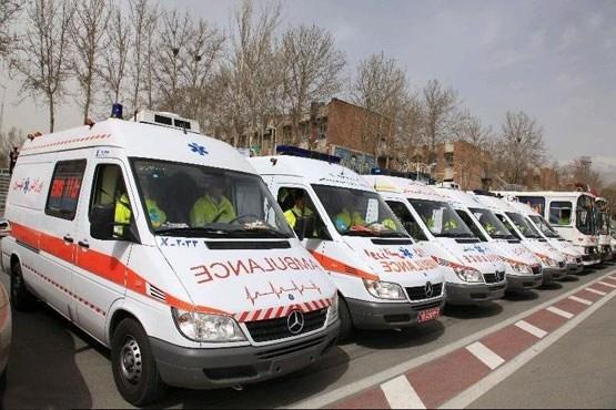 آماده باش کامل اورژانس برای پوشش امدادی راهپیمایی روز قدس