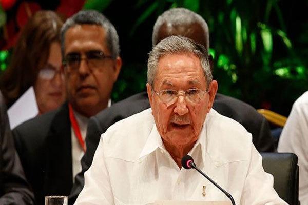 کاسترو شایعه بازگشت کوبا به بلوک کشورهای آمریکایی را رد کرد