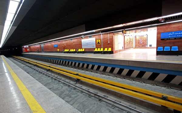 خط ۳ مترو تا پایان شهریور تکمیل میشود