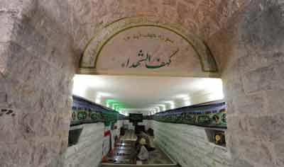 برنامه زندهداری شبهای رمضان در کهف شهدای تهران
