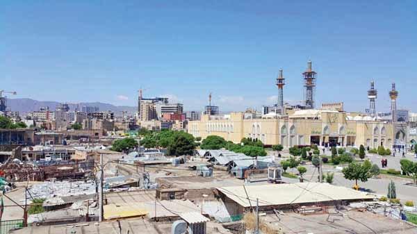 آغاز تلاشها برای نجات بافت تاریخی مشهد