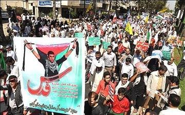 اعلام برنامههای روز قدس و مسیرهای راهپیمایی در تهران