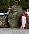 چین | حرارت درمانی با سنگ