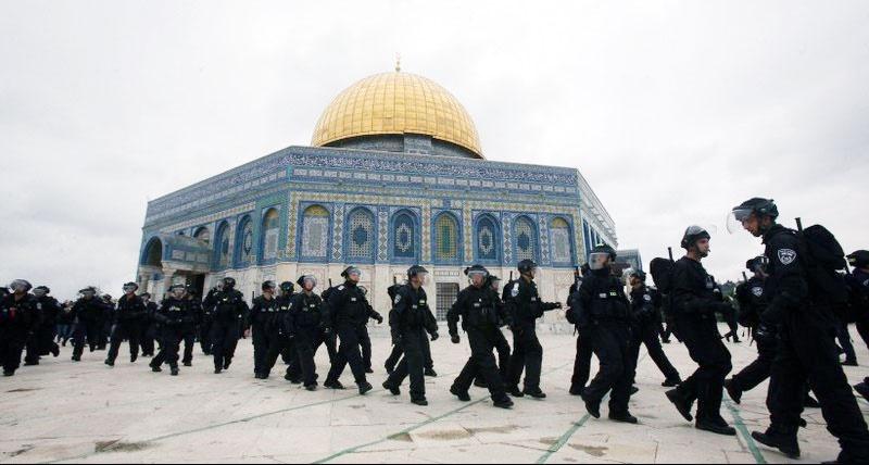 تدابیر امنیتی رژیم صهیونیستی در قدس