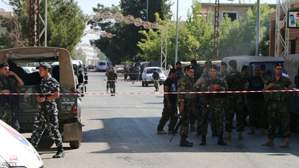 خنثی سازی دو عملیات تروریستی بسیار خطرناک داعش در لبنان