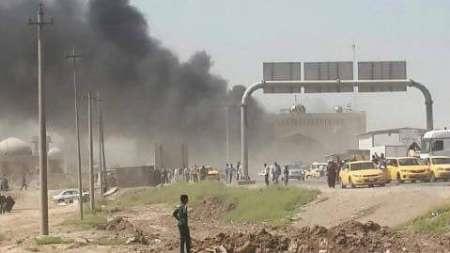 انفجار تروریستی در شمال بغداد ۶ کشته و ۱۴زخمی برجای گذاشت