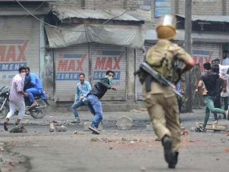 ۳۹ کشته در اعتراض های خونین کشمیر هند
