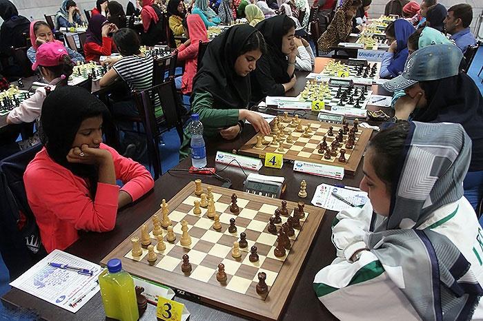 ایران قهرمان شطرنج برقآسای مسابقات مدارس آسیا شد