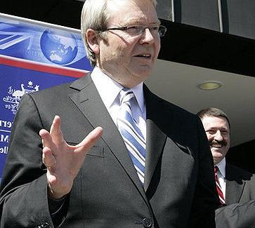 نخستوزیر سابق استرالیا نامزد دبیر کلی سازمان ملل شد