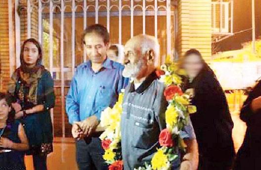 پیرمرد پس از ۳۸ سال به خانوادهاش رسید