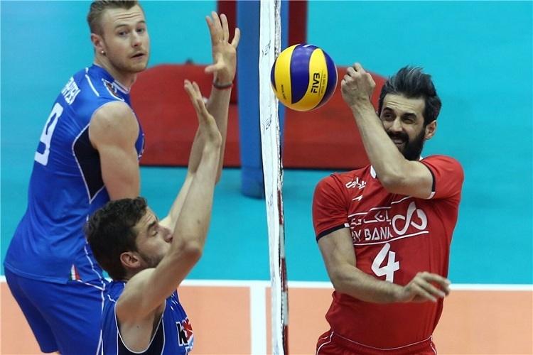 ایران ۰ - ایتالیا ۳ |  جدال برای دل تماشاگران