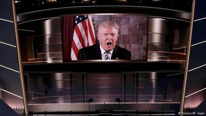 دونالد ترامپ رسما نامزد جمهوریخواهان در انتخابات ریاستجمهوری آمریکا شد