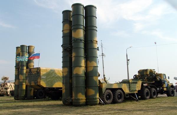 بخشی از سامانه اس-۳۰۰ مستقر شد