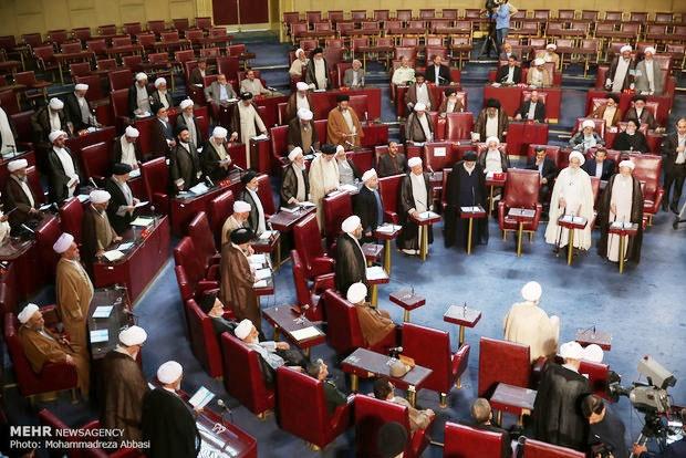 ترکیب اعضای هیات رئیسه کمیسیونهای مجلس خبرگان مشخص شد