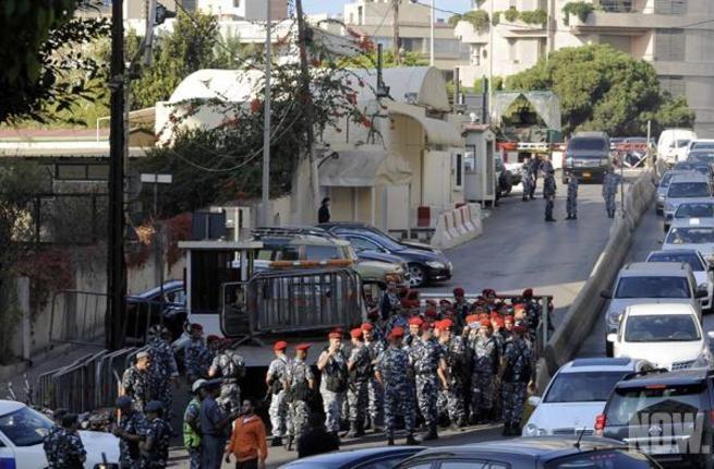 سفارت عربستان در بیروت جاسوسخانه اسرائیل علیه حزب الله است