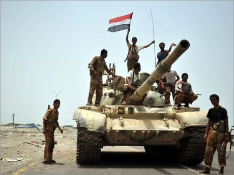 سرنگونی بالگرد آپاچی عربستان به دست ارتش یمن در مأرب