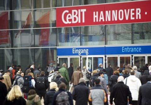 پاویون ایران در نمایشگاه سبیت آلمان
