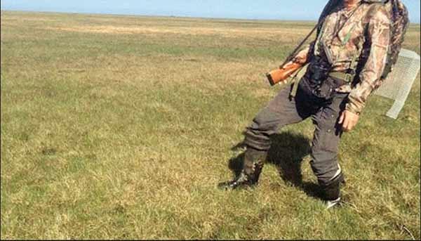 در سیبری زمین تاول میزند