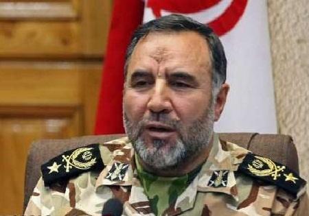 جانشین فرمانده نزاجا: ارتش قوی، امینت میآفریند