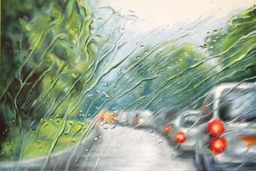 مثل باران بهاری ...
