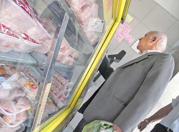 مرغ گران شد، شکر بیقیمت