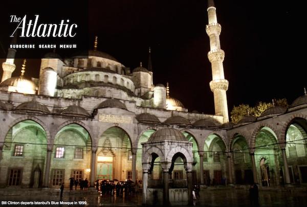 مرکز اسلامی در آمریکا