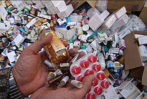 چگونه داروهای تقلبی را شناسایی کنیم؟